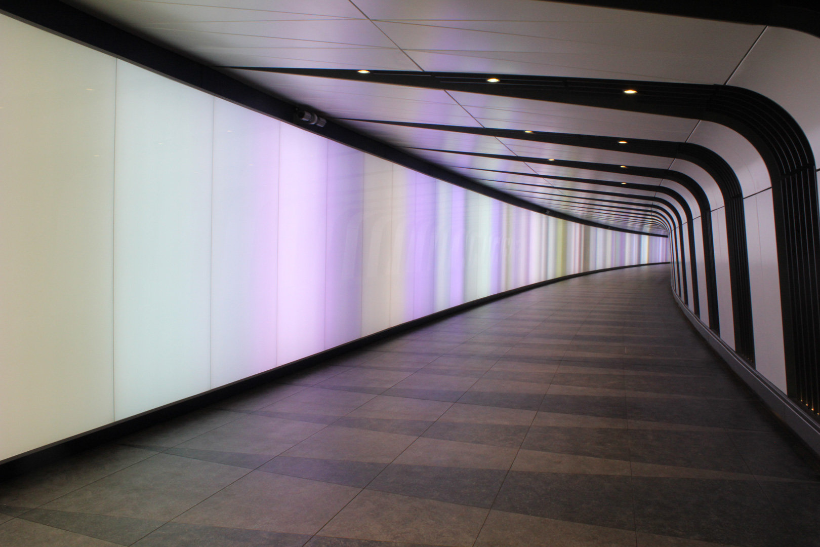 specialist lighting kings cross tunnel london lightlab 5