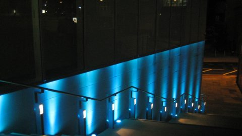 St Pauls Place Sheffield Specialist Lighting Design The