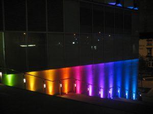 Specialist lighting   St Paul's Place   Light Lab