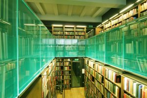 Specialist lighting | The London Library | Light Lab