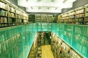 specialist lighting the london library lightlab 3