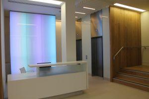 Project Spotlight: Wilson Street Offices  | The Light Lab